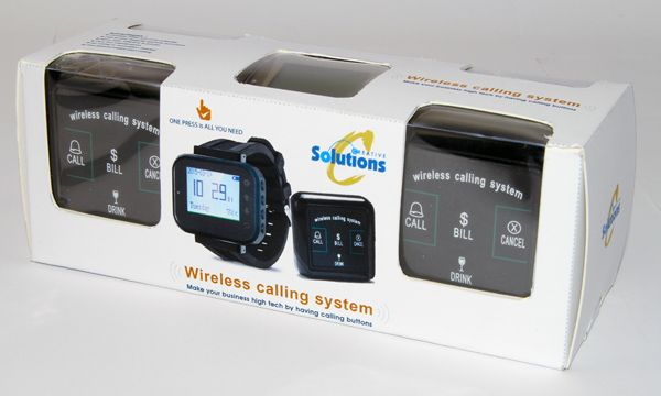 Wireless Calling System Creative Solutions